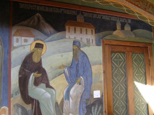 Sfantul Siluan si MARTURISIREA INTRU IUBIRE A CREDINTEI in fata eterodocsilor