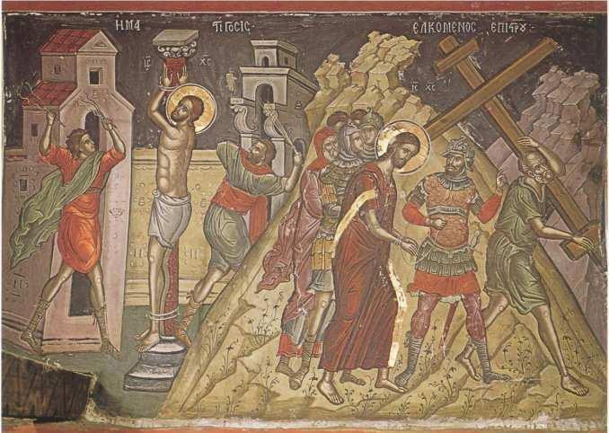 Crestinul &#8211; intre <i>luarea Crucii</i> si AGATAREA CU DINTII DE LUMEA ACEASTA