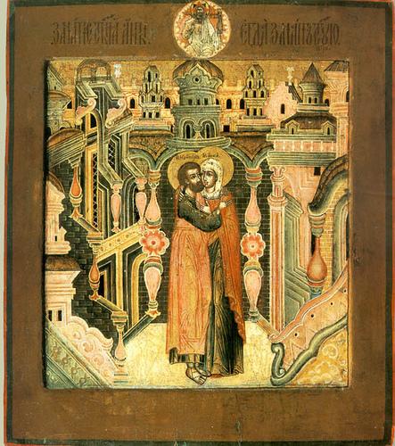 "De ziua ""dumnezeiestii perechi"" a Sfintilor Parinti Ioachim si Ana – Regretatul PR. CONSTANTIN MIHOC despre RELATIA DINTRE SOT SI SOTIE"