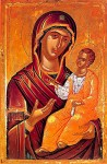 Odigitria - 16th c. Theophan the Cretan