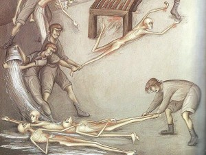 martiriul de la AIud al lui Mircea Vulcanescu - icoana Diaconesti
