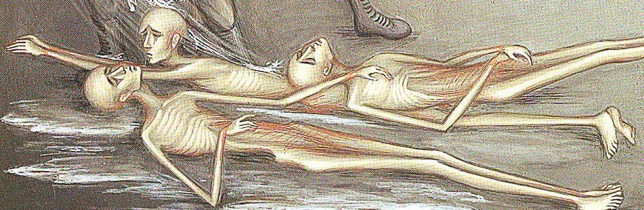 martiriul lui Vulcanescu - icoana Diaconesti