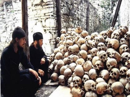 """<i>""""Desertaciuni sunt toate cele omenesti… cate nu raman dupa moarte!""""</i>"""