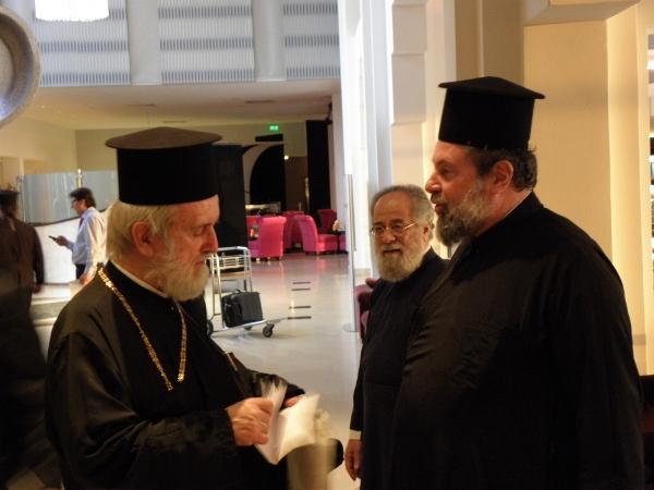 Mitropolitul Pavel de Kirineia: HRISTOS ESTE CAPUL BISERICII SI NU PAPA