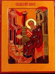 Sf.Evanghelist Matei
