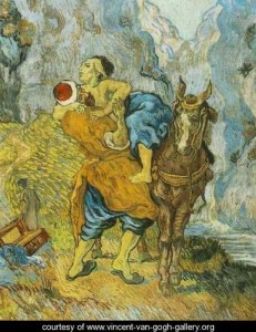 The-Good-Samaritan-(after-Delacroix)