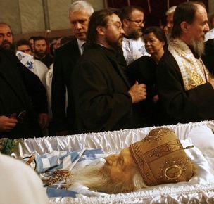 PAVLE AL SERBIEI – Un patriarh evanghelic intr-un veac al managerilor si al diplomatilor iezuiti in Biserica
