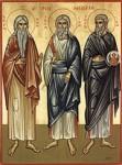 Abraham, Isaac, & Jacob