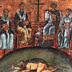 Miniature_Council_of_Nicaea_condemned_Arius_(Century_IV)