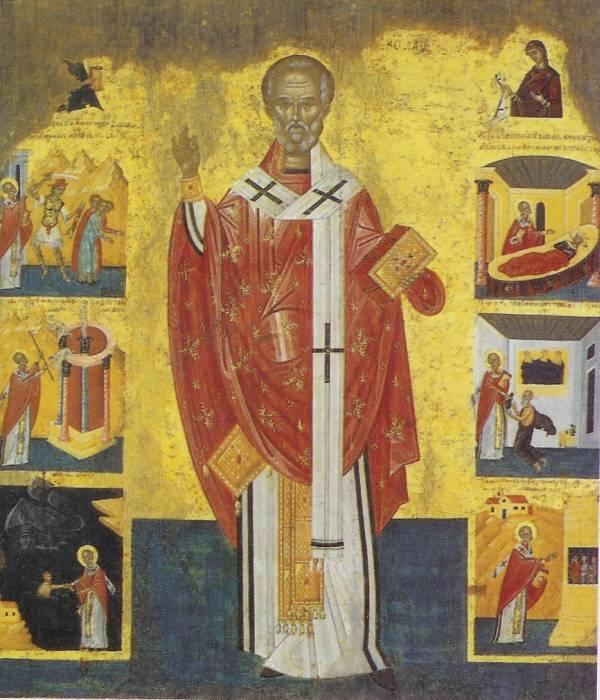 Cateva MINUNI CONTEMPORANE ale Sfantul Ierarh Nicolae