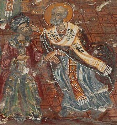 DE CARE PĂSTORI SA ASCULTAM? – Predica Arhim. IOIL Konstantaros la Pericopa apostolica a sarbatorii Sfantului Nicolae