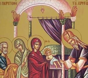 opt zile - Taierea imprejur si punerea numelui Iisus