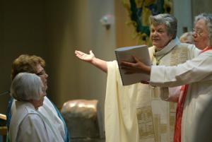 women priest ordination
