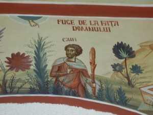 Cain fuge de la fata Domnului - Bis. Sf. Treime, Ioan si Camelia Popa