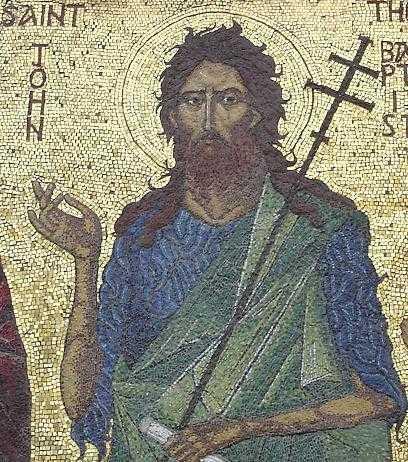 Omilia Mitropolitului Augustin de Florina la SOBORUL SFANTULUI IOAN BOTEZATORUL (7 ianuarie)