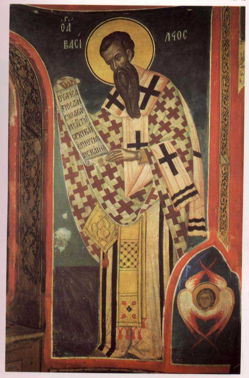 SFANTUL VASILE CEL MARE – Stalpul de foc care lumineaza cu putere si azi, episcopul de care s-a minunat cerul si pamantul (3)