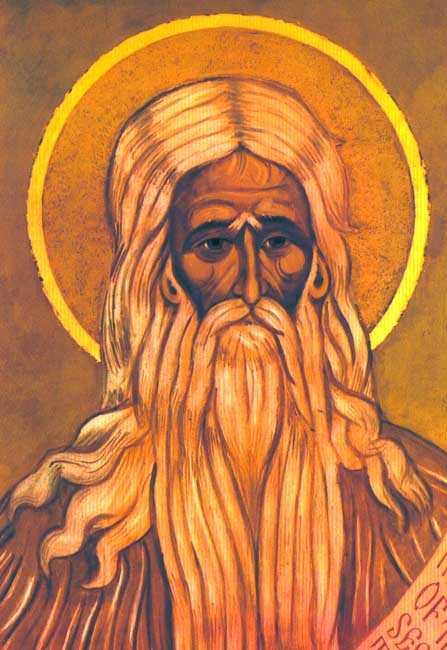 AVVA MACARIE EGIPTEANUL, <i>&#8220;dumnezeul pamantesc&#8221;</i> care acoperea greselile vazute si mangaia pe cei ce patimeau