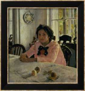 serov~Girl-with-Peaches-1887-Posters