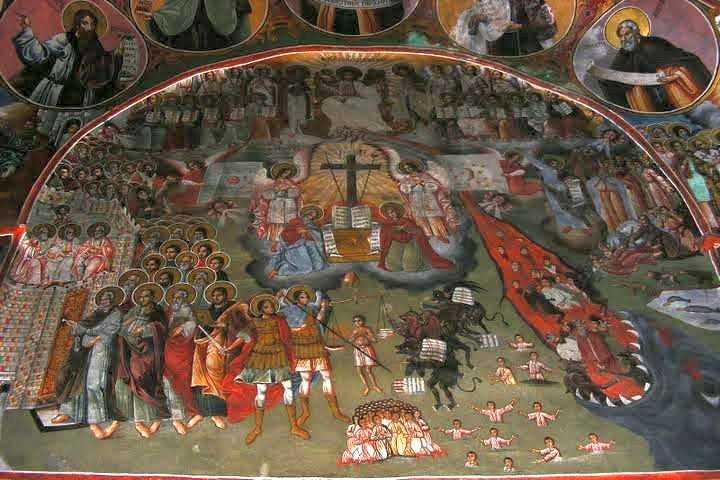 """Predica Sfantului Nicolae Velimirovici la DUMINICA INFRICOSATOAREI JUDECATI: <i>""""Să nu mai pierdem nici măcar o singură zi, pentru că fiecare zi poate să fie ultima şi poate fi hotărâtoare""""</i>"""