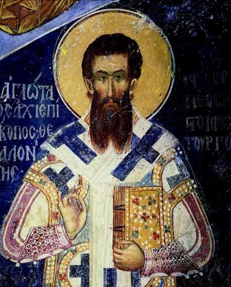 Sfantul Grigorie Palama si BIRUINTA INVATATURII CELEI ADEVARATE