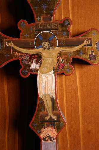 """<b>Duminica Sfintei Cruci</b>. """"STUDIUL"""" CALVARULUI SI GOLGOTEI ESTE CEA MAI BUNA SCOALA"""