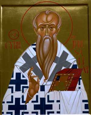 Actualitatea profetica a Sfantului Chiril al Ierusalimului (18 martie): <i>&#8220;E PLINA BISERICA DE ERETICI ASCUNSI!&#8221;</i>