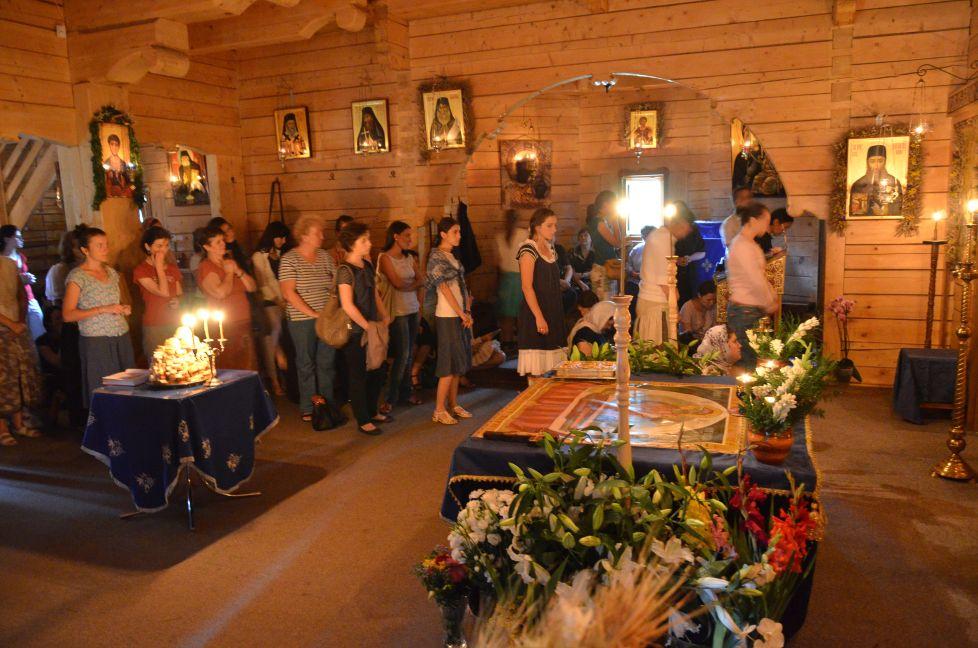 Biserica părintelui Ciprian Negreanu