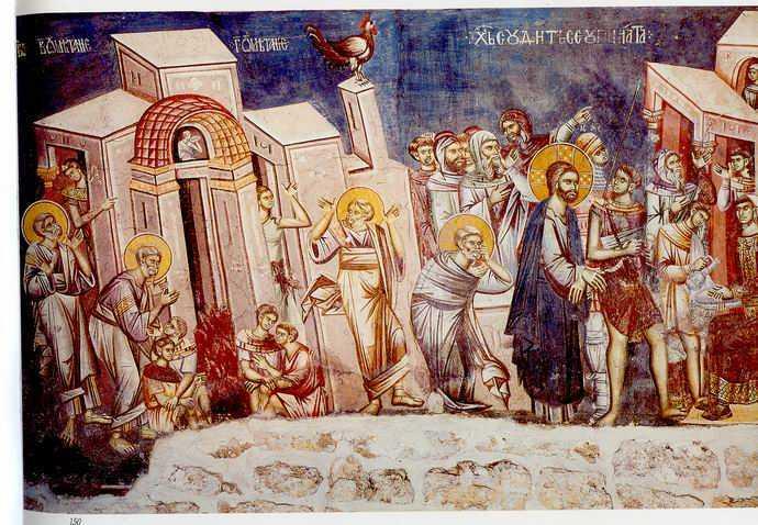Sfantul Ioan Carpatiul – cuvinte de intarire in lupta nevazuta (3): <i>&#8220;DUMNEZEU NU DEZNADAJDUIESTE DE MANTUIREA NOASTRA&#8221;</i>