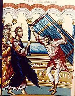 IPS Augustin de Florina despre libertate, neascultare si ultimul razboi mondial: <i>&#8220;ALEGE SI IA!</i> SI OMENIREA ALEGE FOCUL&#8221;
