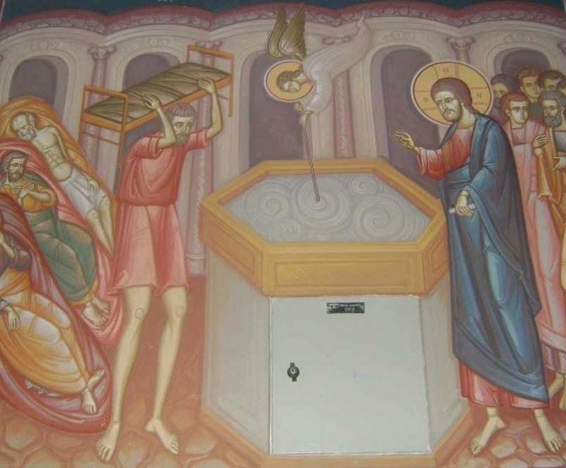 PARINTELE CALCIU DESPRE SINGURATATE SI UNIREA INTRU BISERICA