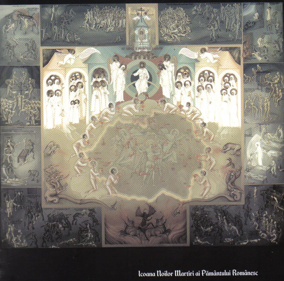 File de sfintenie romaneasca ne(re)cunoscuta: DUMITRU UŢĂ, MARIN NAIDIM