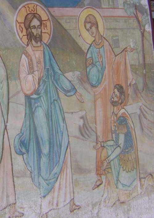Predica Mitropolitului Augustin de Florina la DUMINICA VINDECARII SLUGII SUTASULUI