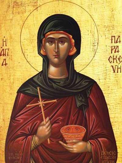 Predica parintelui Vasile Vasilache la praznicul Sfintei Cuvioase Parascheva: HOTARAREA DE A FI CU HRISTOS