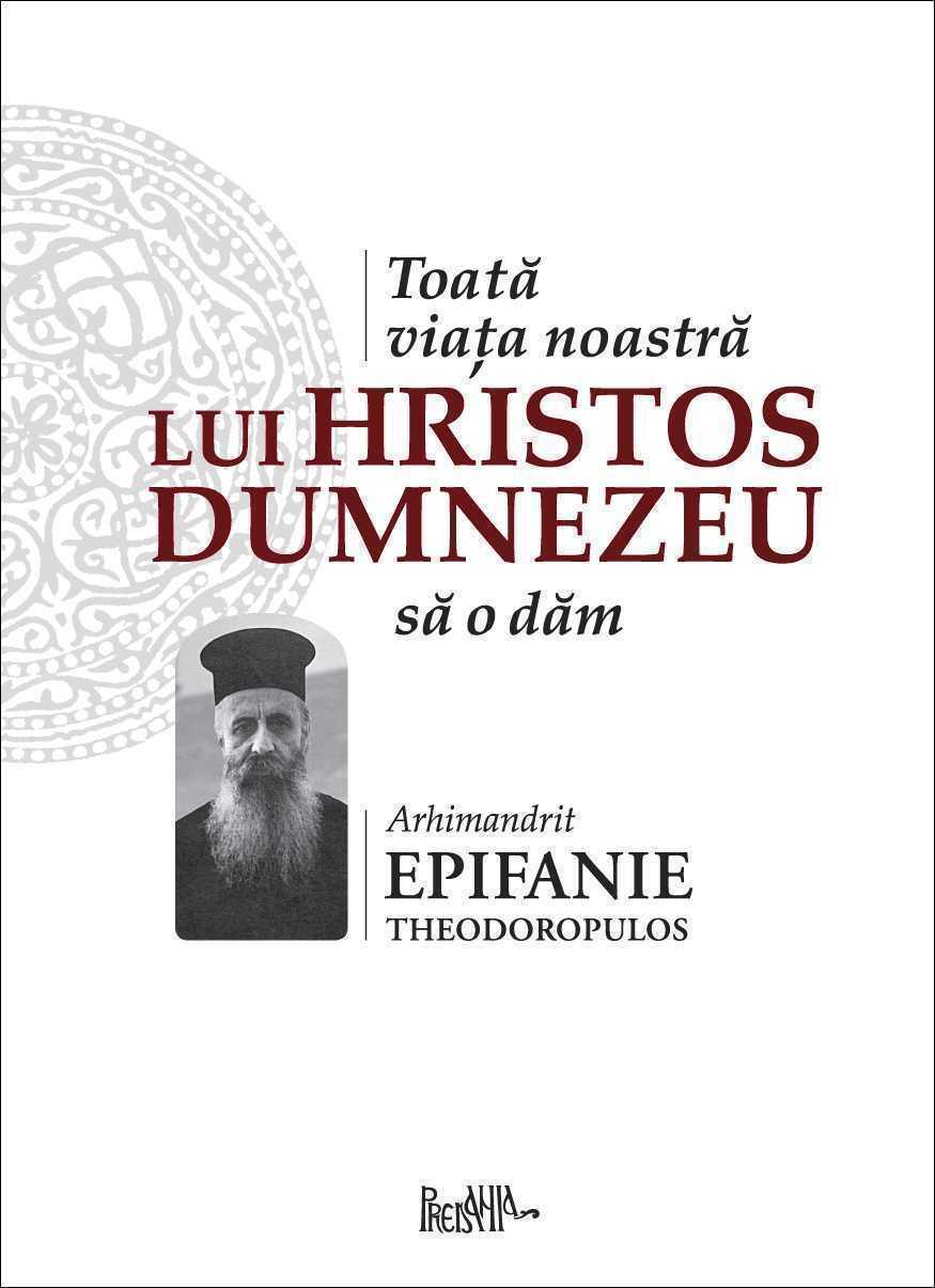 "Parintele Epifanie Theodoropulos (+10 nov.): SISTEMELE SOCIALE SI CRESTINISMUL. CE FEL DE ""REVOLUTIONAR"" A FOST HRISTOS?"