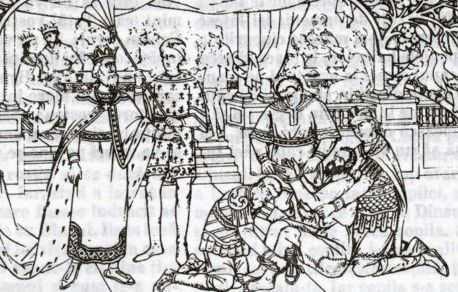PARINTELE CALCIU despre CHEMAREA LA NUNTA FIULUI DE IMPARAT si despre HAINA DE NUNTA