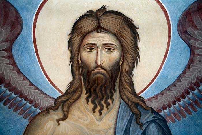 INAINTEMERGATORUL IOAN, BOTEZATORUL DOMNULUI si <i>duhul asteptarii Celui Smerit</i> impotriva <i>duhului fariseic si ideologic</i>