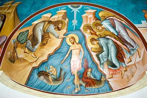DE CE S-A BOTEZAT HRISTOS? CE APA ARE ACEEASI PUTERE CU IORDANUL? Si: <i>unde a fost Mantuitorul Iisus Hristos de la 12 ani pana la Aratarea Sa?</i>