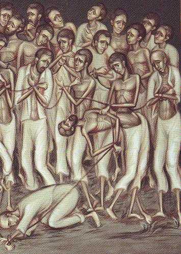 <b><i>&#8220;Sa nu-ti faci idoli din oameni in viata!&#8221;</i></b> DEMOSTENE ANDRONESCU despre inceputul reeducarii la Aiud (II)