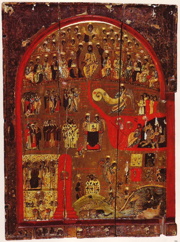 """Predici deosebite ale Sfantului Luca al Crimeei la DUMINICA INFRICOSATEI JUDECATI. <i>""""Inalta-Te, Cela Ce judeci pamantul, rasplateste rasplatirea celor mandri…""""</i> DE MII DE ANI SE REVARSA NEINCETAT LACRIMILE CELOR IMPILATI…"""