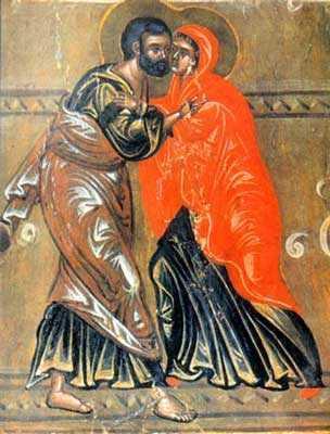 Familia si relatiile de cuplu. AUTORITATEA SI SUPUNEREA IN CASNICIA CRESTINA in viziunea Sfantului Ioan Gura de Aur