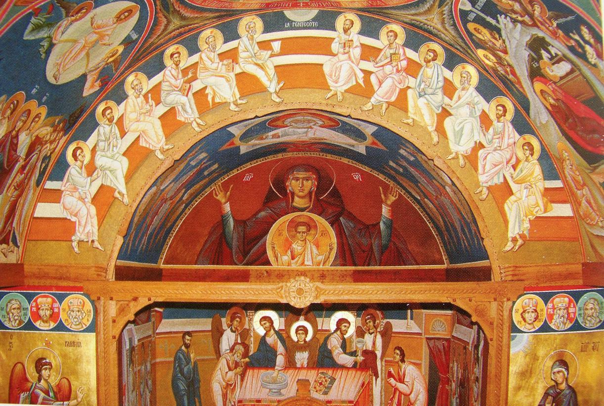 HARUL DUHULUI SFANT – SINGURA ARMA A CREDINCIOSILOR in fata lui Antihrist si a inaintemergatorilor lui