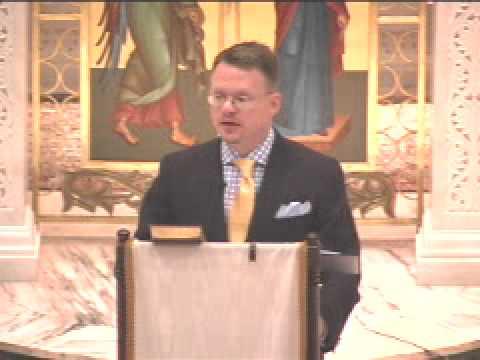Marturiile despre Ortodoxie ale unui convertit de la baptism, Dr. Clark Carlton: CUM SA TRAIESTI O VIATA ORTODOXA INTR-O LUME SECULARA?