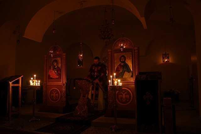 <i>MILUIESTE-MA, DUMNEZEULE, MILUIESTE-MA …</i> Omilii ale Sf. Teofan Zavoratul in Miercurea Curata despre ce inseamna sa facem pocainta si cum sa ne pregatim cum se cuvine pentru Sfanta Impartasanie?