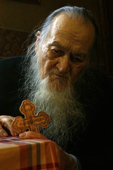 Plecarea discreta dintre noi a unui duhovnic de Pateric: PARINTELE NICODIM BUJOR