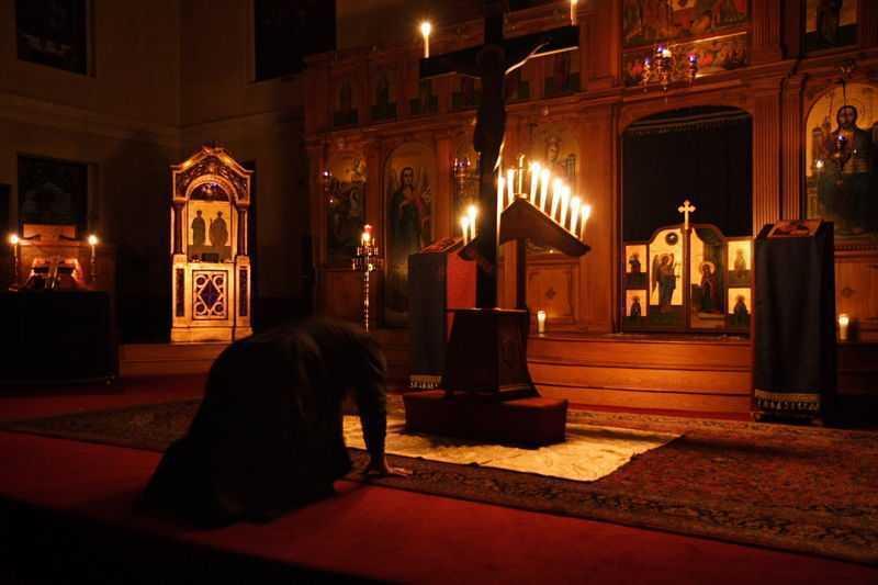 Sfantul Teofan Zavoratul NE AJUTA SA NE SPOVEDIM AUTENTIC SI LUCRATOR