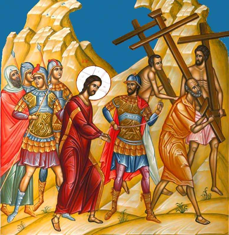 """INTRAREA IN IERUSALIM A DOMNULUI si intrarea noastra in SAPTAMANA PATIMILOR. Parintele Ioanichie Balan <i>(audio)</i> ne arata CUM SA NE PREGATIM PENTRU A SIMTI ADEVARATA BUCURIE A INVIERII: <i>""""Mergeti pe urmele lui Hristos!""""</i>"""