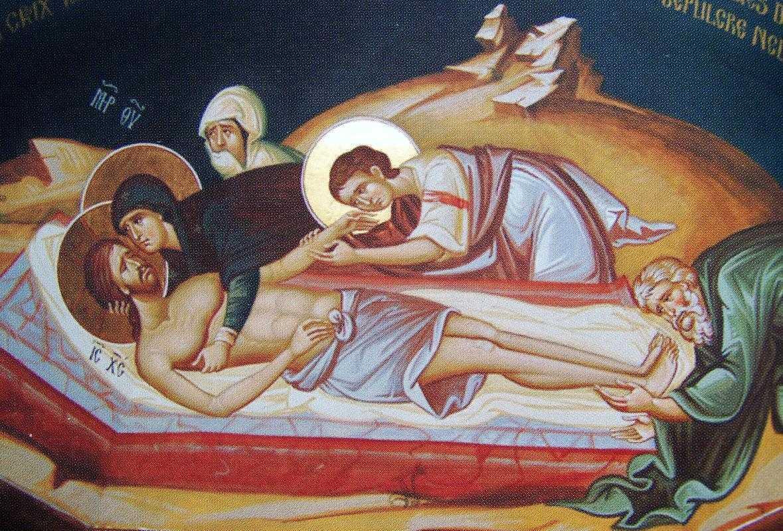Sfanta si Marea Sambata: PUNEREA IN MORMANT SI COBORAREA LA IAD A MANTUITORULUI NOSTRU, IISUS HRISTOS. Cum Il putem insoti duhovniceste?