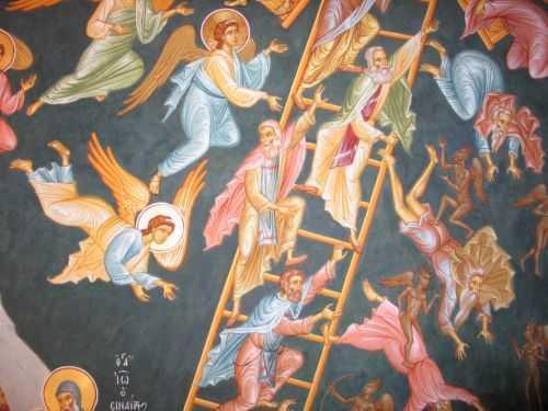 Predica Sfantului Teofan Zavoratul la DUMINICA A PATRA DIN POST (A SF. IOAN SCARARUL). Pentru infranarea si osteneala trupului