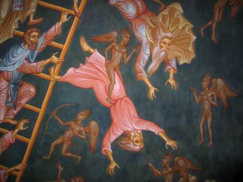 Parintele Rafail Noica: BOGATIA SI SUFICIENTA – DUSMANII POCAINTEI