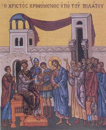 "Pastorala-avertisment de Pasti a PS SEBASTIAN, Episcopul Slatinei: <i><b>""IISUS SAU BARABA?</b> MULTI DINTRE NOI IL ALEG SI ASTAZI PE BARABA!""</i>"